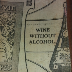 without alocohol